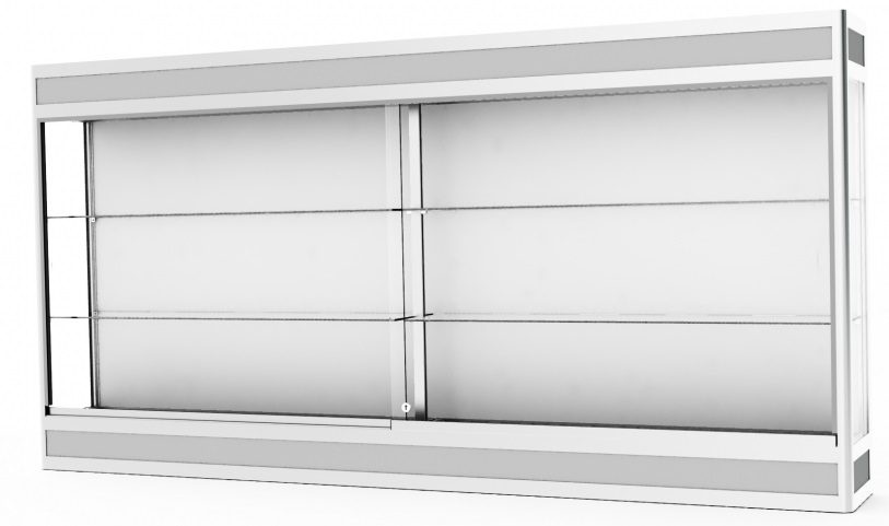 High Quality Wall Mounted Display Cabinets